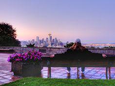 Enjoying a Kerry Park Sunrise - a photo on Flickriver