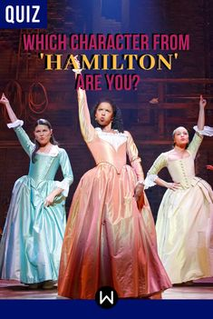 If you've seen the Broadway musical Hamilton, you've probably questioned which character you're most like. Take this quiz to find out right now! Hamilton Quiz Buzzfeed, Best Broadway Shows, Musical Quiz, Hamilton Musical, Hamilton Broadway, Which Character Are You, Disney Quiz, Playbuzz Quizzes, Fun Test