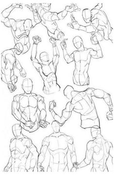 Body Reference Drawing, Guy Drawing, Drawing Reference Poses, Drawing Sketches, Art Drawings, Anatomy Reference, Male Figure Drawing, Drawing Poses Male, Male Pose Reference