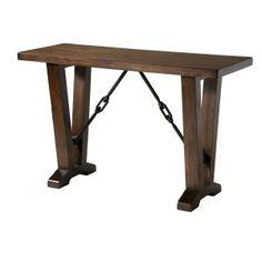 Stein World Westport Sofa Table Image