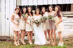Eco-Friendly Wedding At Nashville