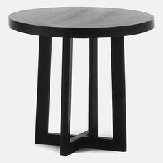 Christian Liaigre, Inc. Casoar Side Table