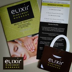 Elixir Massage has donated a $100 gift certificate to #bbb16 silent auction! That can buy a whole lot of relaxation!