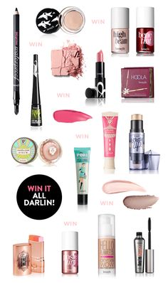 BENEFIT COSMETICS - hands down my favorite make up. I'm definitely a benefit addict, their products can make anyone look absolutely flawless!
