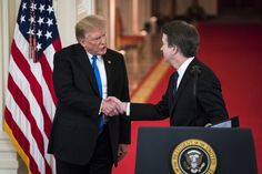 A big question about Trump that Democrats must insist Kavanaugh answer: Does Brett Kavanaugh believe that presidents are above the law? Investigations, Perspective, Presidents, Russia, Believe, At Least, Let It Be, This Or That Questions, Law