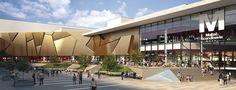 shopping mall entrance design - Buscar con Google                                                                                                                                                                                 Khác