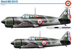 Bloch MB-155 C-1