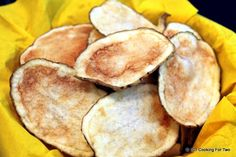 Healthy Microwave Potato Chips -101 Cooking For Two