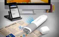 WorldPenScan X gives you the power to scan, translate by pen #worldpenscanx #translationpen #penthattranslates #digitalpenfortranslatingandscanning #bluetooth4.0 #ios #mac #windows #worldpenscanpt #crowdfunding #backerjack