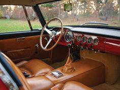 1961 Ferrari 250 GT SWB Berlinetta | V12, 2,953 cm³ | 240 hp | design: Pininfarina