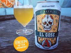 Combining elements of Mexican-style lager and German-influenced gose, Avery's El Gose unites two subcategories drawing a lot of attention right now.