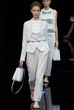 Emporio Armani Spring 2015 Ready-to-Wear - Collection - Gallery - Style.com(pants)