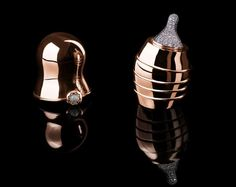 World's Most Expensive Baby Bottle From Suommo Costs $144,000