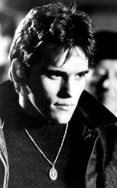 "Matt Dillon from ""The Outsiders"" (1983)"