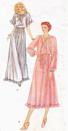 1970s Vogue American Designer Sewing Pattern 2125 by CloesCloset, $19.00