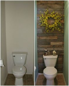 Is there are boring spot in your home, particularly a wall? You can make it interesting by turning it into an accent wall. And it doesn't have to cost you a fortune!  We've collected these accent walls made from reclaimed wood pallets to inspire you. You can view the full collection here: http://theownerbuildernetwork.co/z2sj  Which room in your home needs an accent wall?