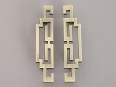 Paar 64 mm Türgriffe Möbel Griff Griffe Möbelgriff