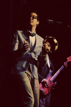 Mayer Hawthorne | Annapolis, Maryland | April 17, 2012 | Rams Head On Stage & WRNR Private Artist Showcase