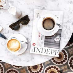 But First, Coffee :: This is Glamorous
