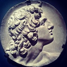 Alexander The Great by Vincenzo Gemito, 1920. Photo by Tolomeus.