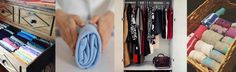 Comment plier ses vêtements avec la méthode Marie Kondo ?   Le Figaro Madame