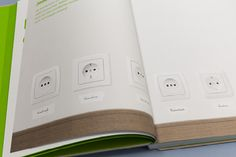 Energie Steiermark Annual Report 2012 - Publishing by moodley brand identity , via Behance