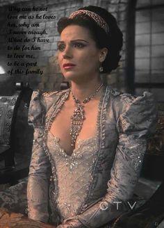 Breast cancer awareness. Queen Regina and Belle by GoddessGunwolf ...