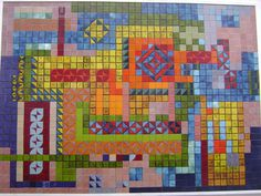 roberto burle marx paintings - Google Search