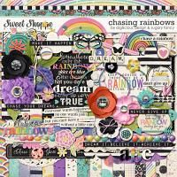 {Chasing Rainbows} Digital Scrapbook Collab Kit by Digilicious Design and Sugary Fancy available at Sweet Shoppe Designs http://www.sweetshoppedesigns.com/sweetshoppe/product.php?productid=31323&page=1 #digiscrap #digitalscrapbooking #digiliciousdesign #sugaryfancy #chasingrainbows