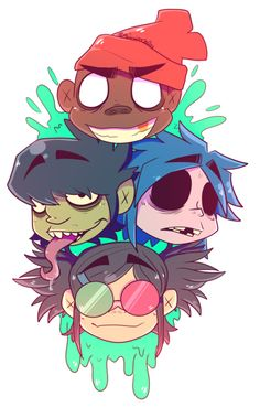 gorillaz | Tumblr