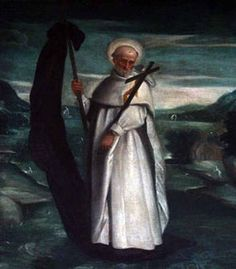 St. Venturino of Bergamo, Roman Catholic Dominican Monk, known for helping to organize a crusade, at the behest of Pope Clement VI (r. 1342-1352), against the Islamic Turks who were then menacing Europe. Feastday March 28