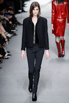 Tom Ford Fall 2014 Ready-to-Wear Collection Slideshow on Style.com