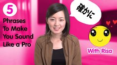 Click here to get our FREE App & More Free Lessons at JapanesePod101: http://www.JapanesePod101.com/video Get started learning Japanese the fastest, easiest ...