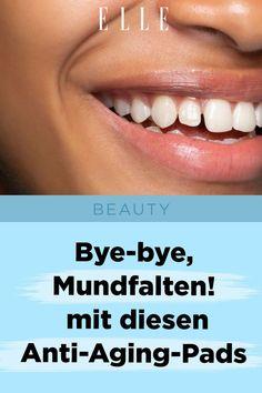 Faltenfreie und glatte Haut: Diese Anti-Aging-Pflaster lassen Mundfalten sofort verschwinden#mundfalten #faltenentferner #pads #antiaging #beautiful #haut #ellegermany