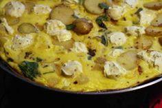 Great flavor frittata recipe.