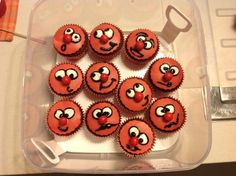 SIDS & Kids Red Nose Day Australia Cupcakes.  28th June <3