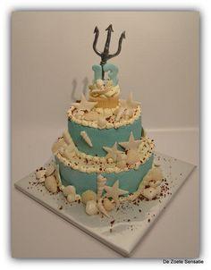 Poseidon - Cake by claudia