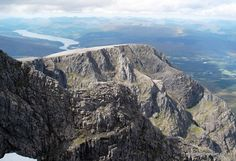 North face of Ben Nevis - Mountain Freedom
