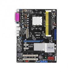 Asus M2n-sli Am3/am2+/am2 Chipset Nvidia Com Suport Sli/ddr2