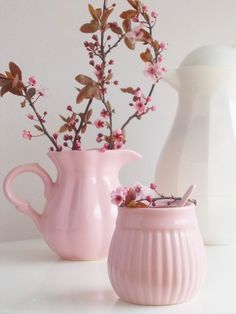 Ib Laursen Mynte English Rose/Pure White fot. shabbymaison.pl