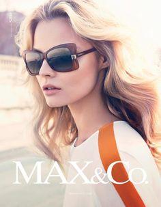 Max & Co Fall Winter 2012 Campaign (Max & Co)  Magdalena Frackowiak