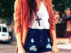 Teenager.  People generally think you are young and youthful. You tend to wear skinny jeans, oversized sweaters, crop tops, uggs, converse, high waisted shorts, etc. You curl and straighten your hair equally, with messy buns being a popular option.
