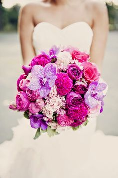 12 Stunning Wedding Bouquets - 29th Edition - Belle The Magazine