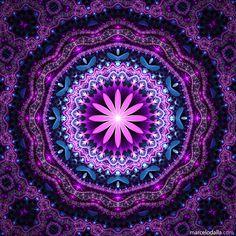 Victory of Love Mandala Mandala Art, Mandala Painting, Mandala Design, Mandala Wallpaper, Pattern Wallpaper, Psychedelic Art, Geometric Art, Fractal Art, Sacred Geometry