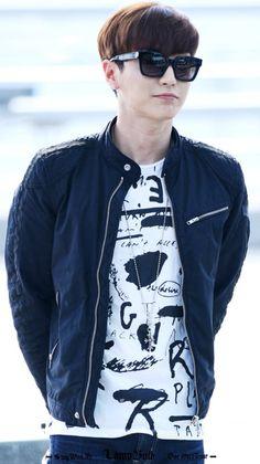 Leeteuk 이특 from Super Junior 슈퍼주니어