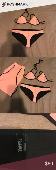 Champagne Colored Swimsuits