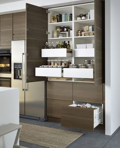 Cabinets door inspiration! Create a custom cabinet door at: http://na.rehau.com/cabinetdoors