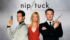 Nip/Tuck - You'll never think about plastic surgery the same way.  Sleazy is probably the best word I can use to describe the show.  The Season 5 move to LA may be a jump the shark moment, but worth watching to the end.