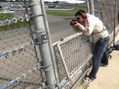 You Can't Photograph NASCAR Much Closer Than This