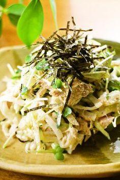モリモリ食べて!大根とツナのサラダ by めかまはぉ [クックパッド] 簡単おいしいみんなのレシピが254万品